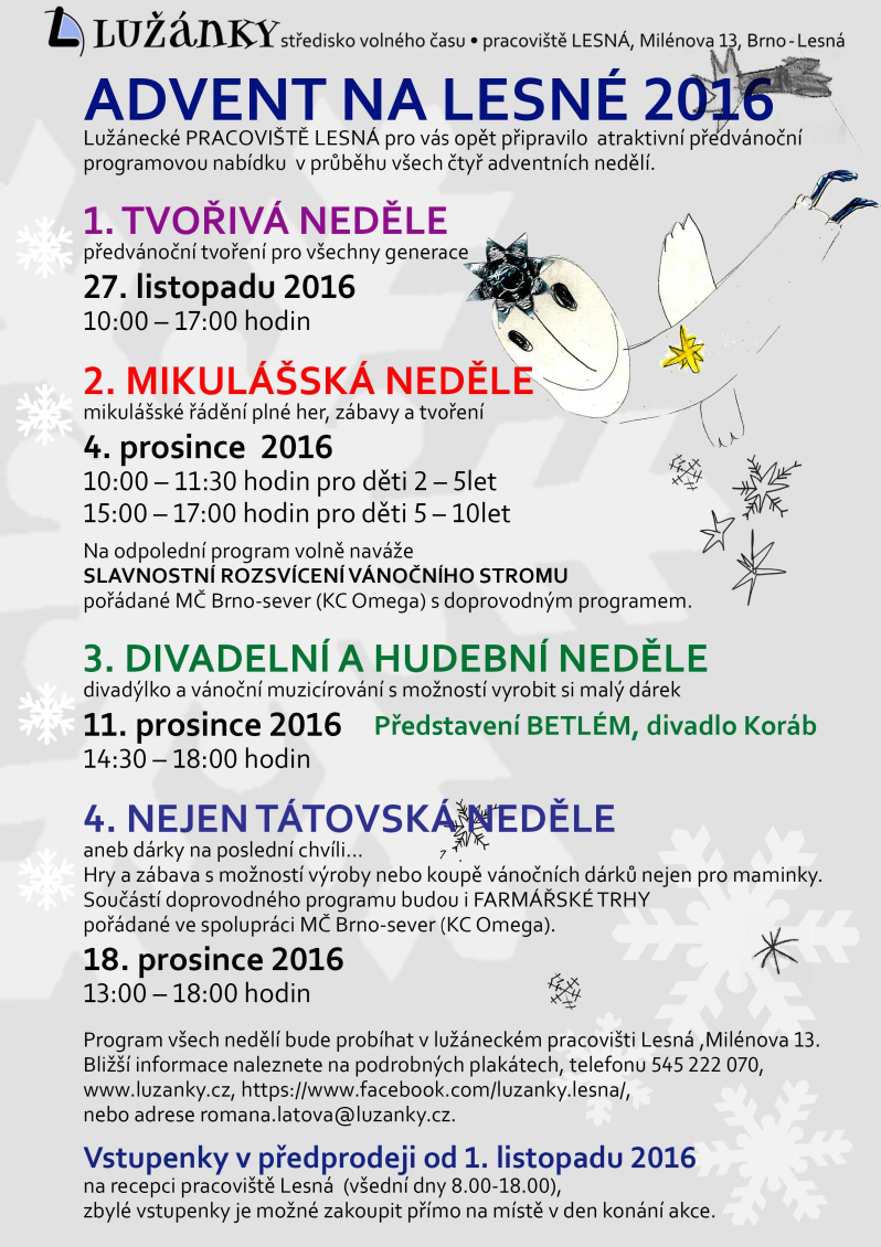 advent lesna 16